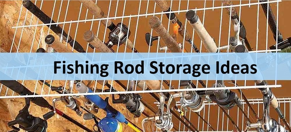 How to store fishing rod