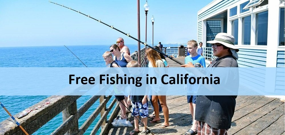 How To Fish Without a License in California