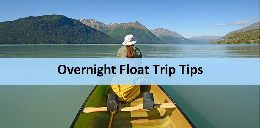 kayak float trip