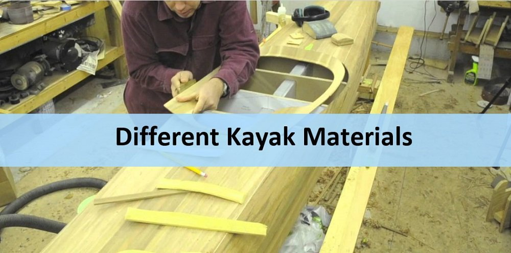 What material is my kayak made of