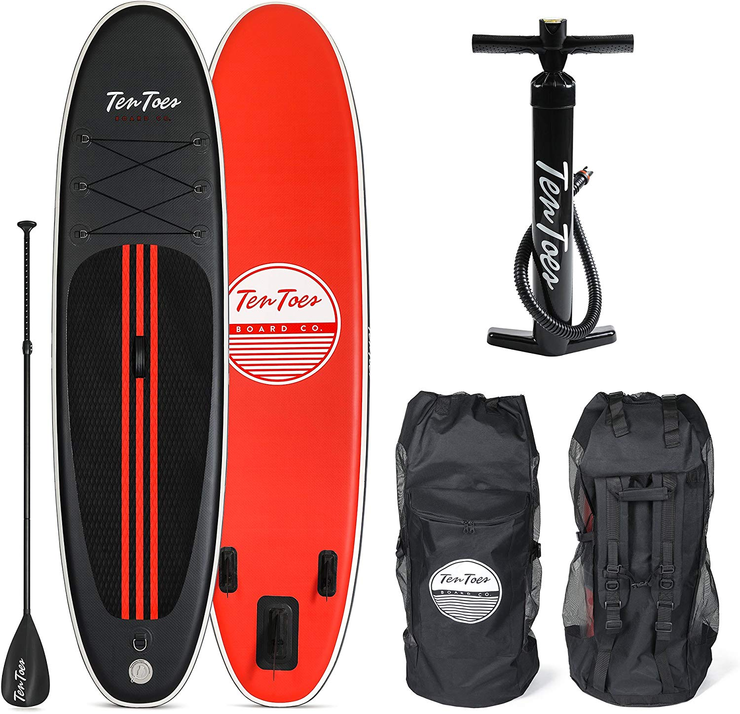 Retrospec Weekender 10' Inflatable Stand Up Paddle