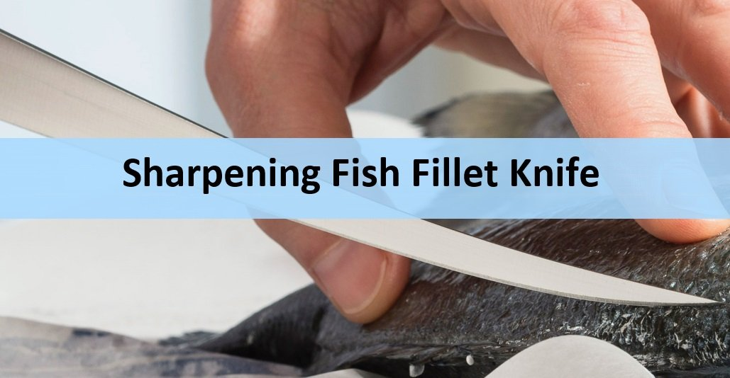 How to sharpen a fish fillet knife