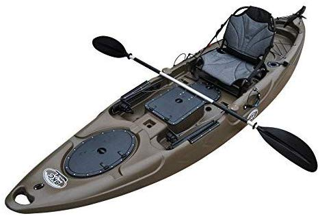 Kayak with good storage