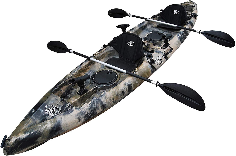 Affordable tandem kayak