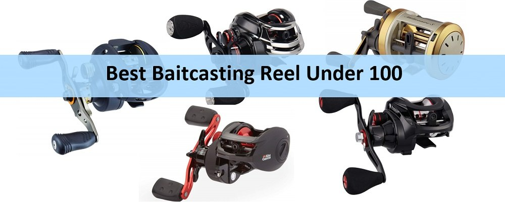 Best Baitcasting Reel Under 100 Reviews & Buying Guide