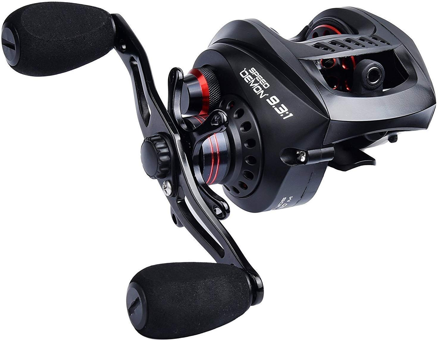 Speed Demon Baitcaster