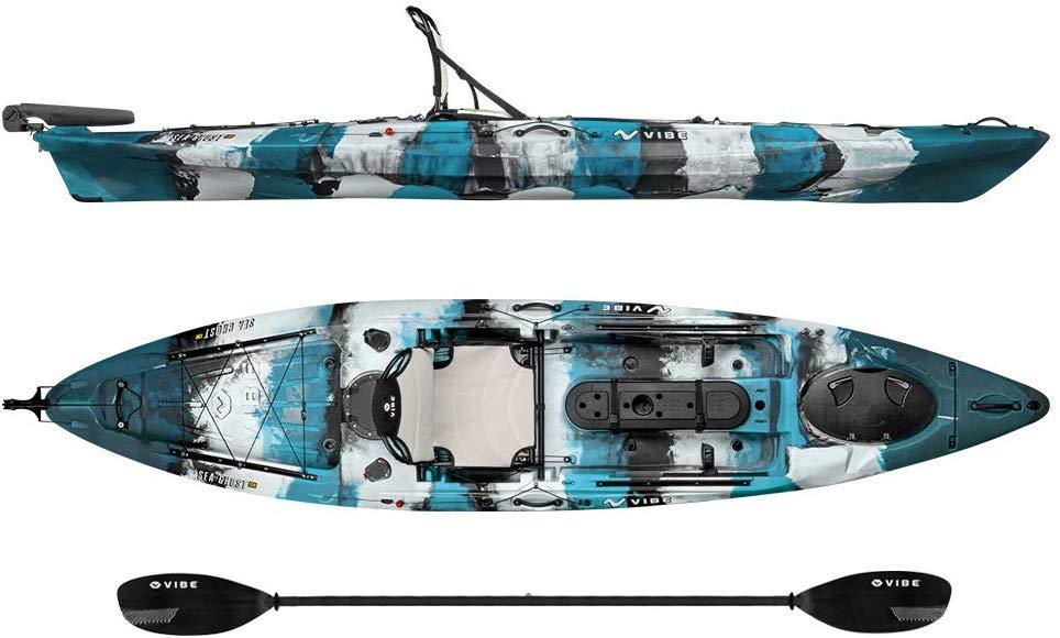Sea Ghost Stealth Kayak