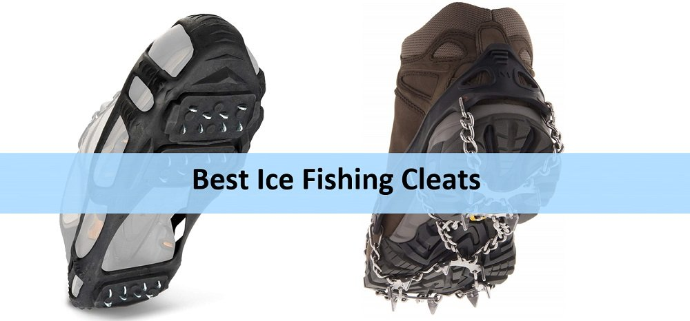 9 Best Ice Fishing Cleats: Brutally Honest Reviews