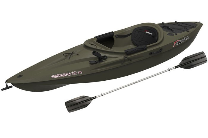 Under 600 Sun Dolphin Kayak