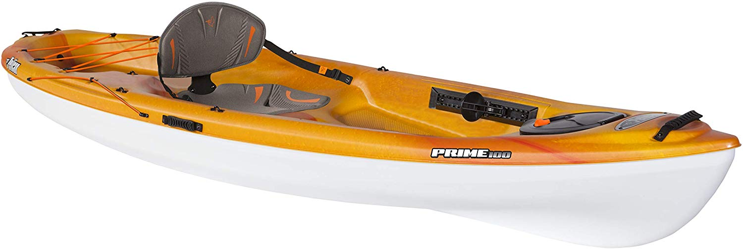 Recreation pelican kayak