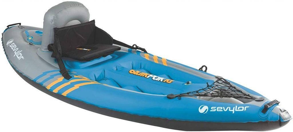 Sevylor Quikpak Inflatable Kayak
