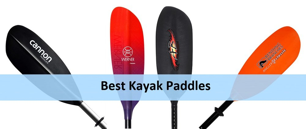 Best Kayak Paddles in 2020 & How To Choose
