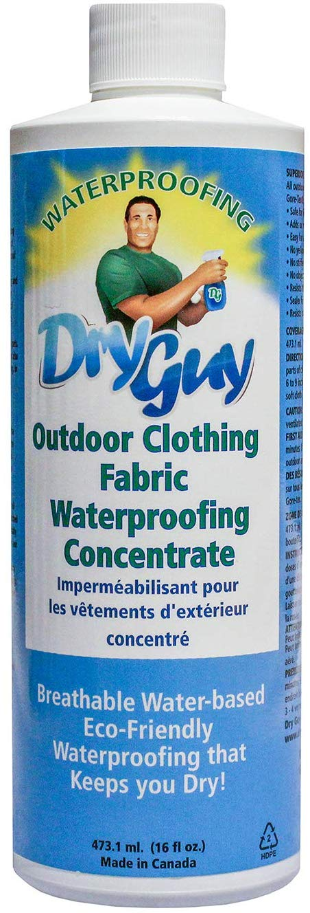Waterproof Concentrate for Outdoor Fabrics