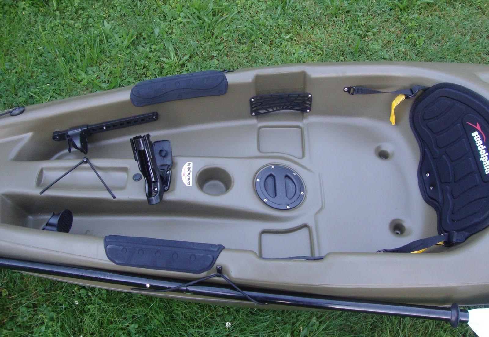 Sun Dolphin Journey SS Kayak