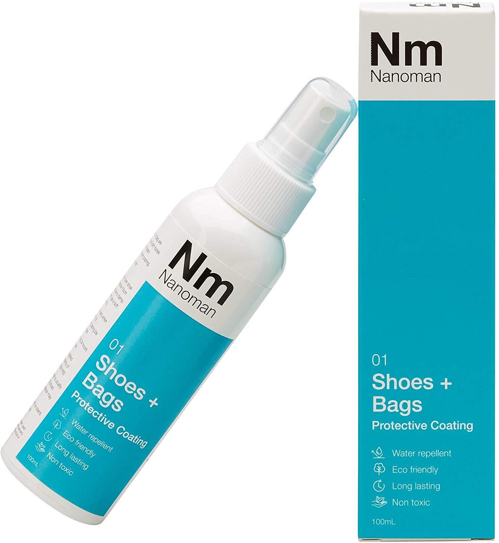 Long-lasting waterproof sprays