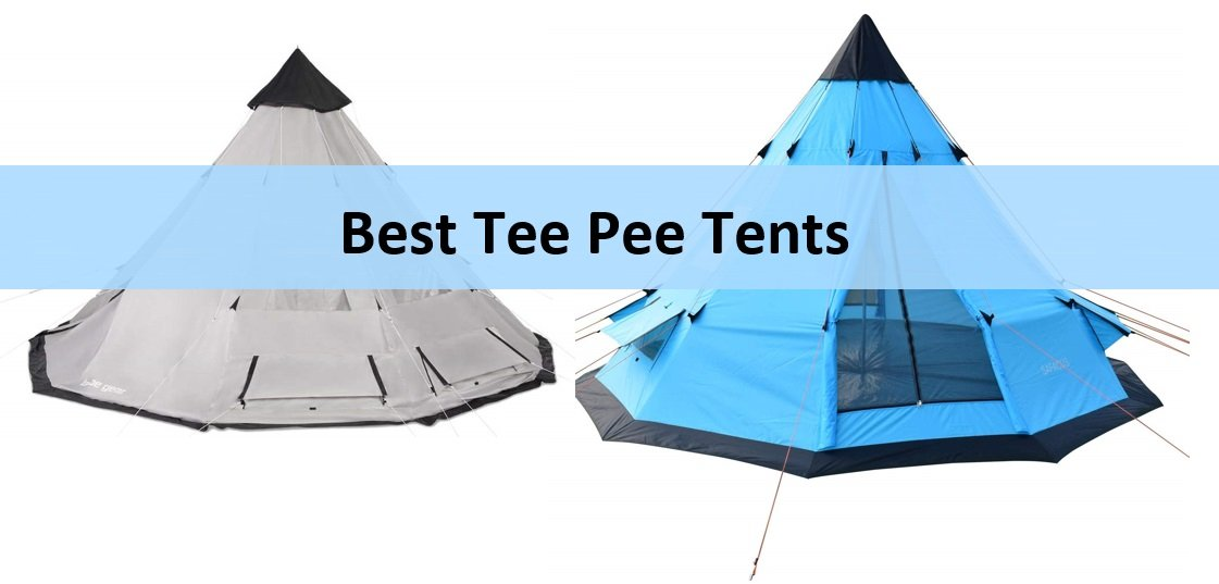 The 10 Best Teepee Tents for All-Weather Use