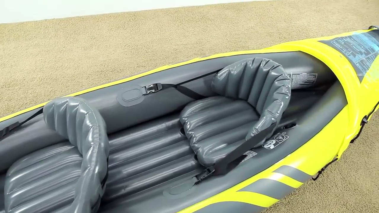 Intex K2 Kayak Seats