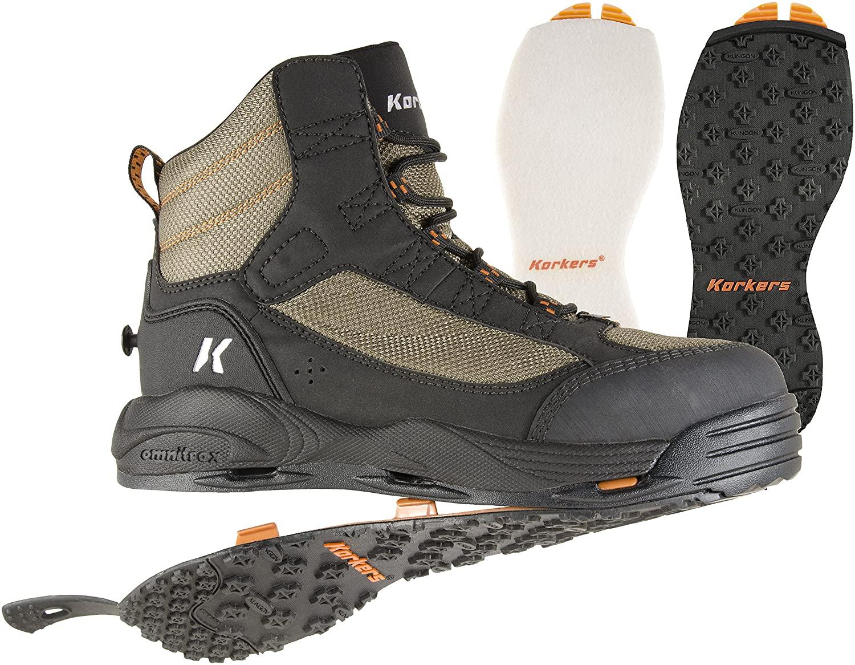 Korkers Boot