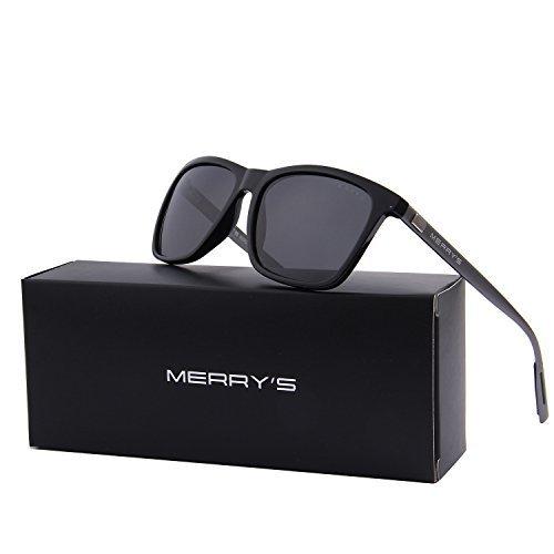 Merry's Unisex Polarized Sunglasses