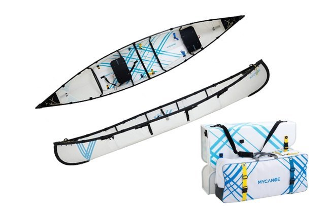 MyCanoe Fold-Up Watercraft