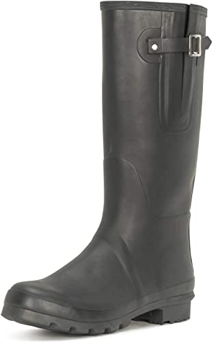 Mens Rubber Boot for Fishing