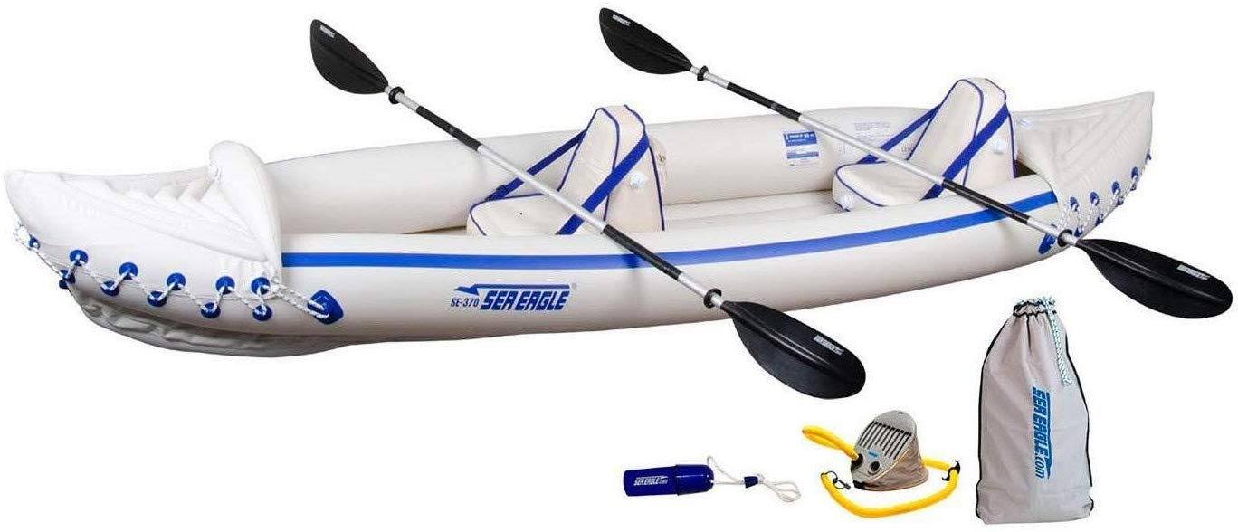 Sea Eagle 370 Kayak