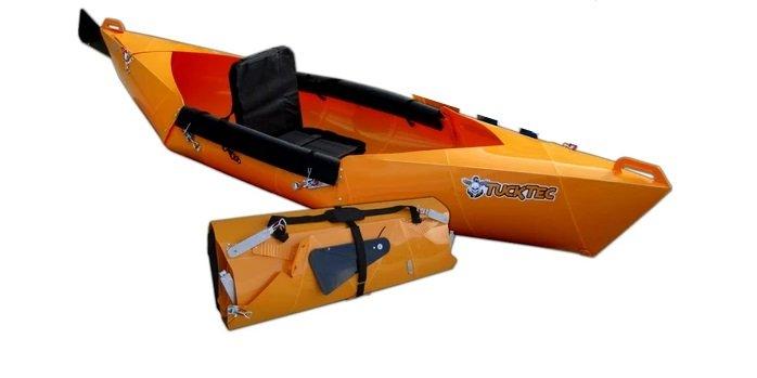 Tucktec Foldup Kayak