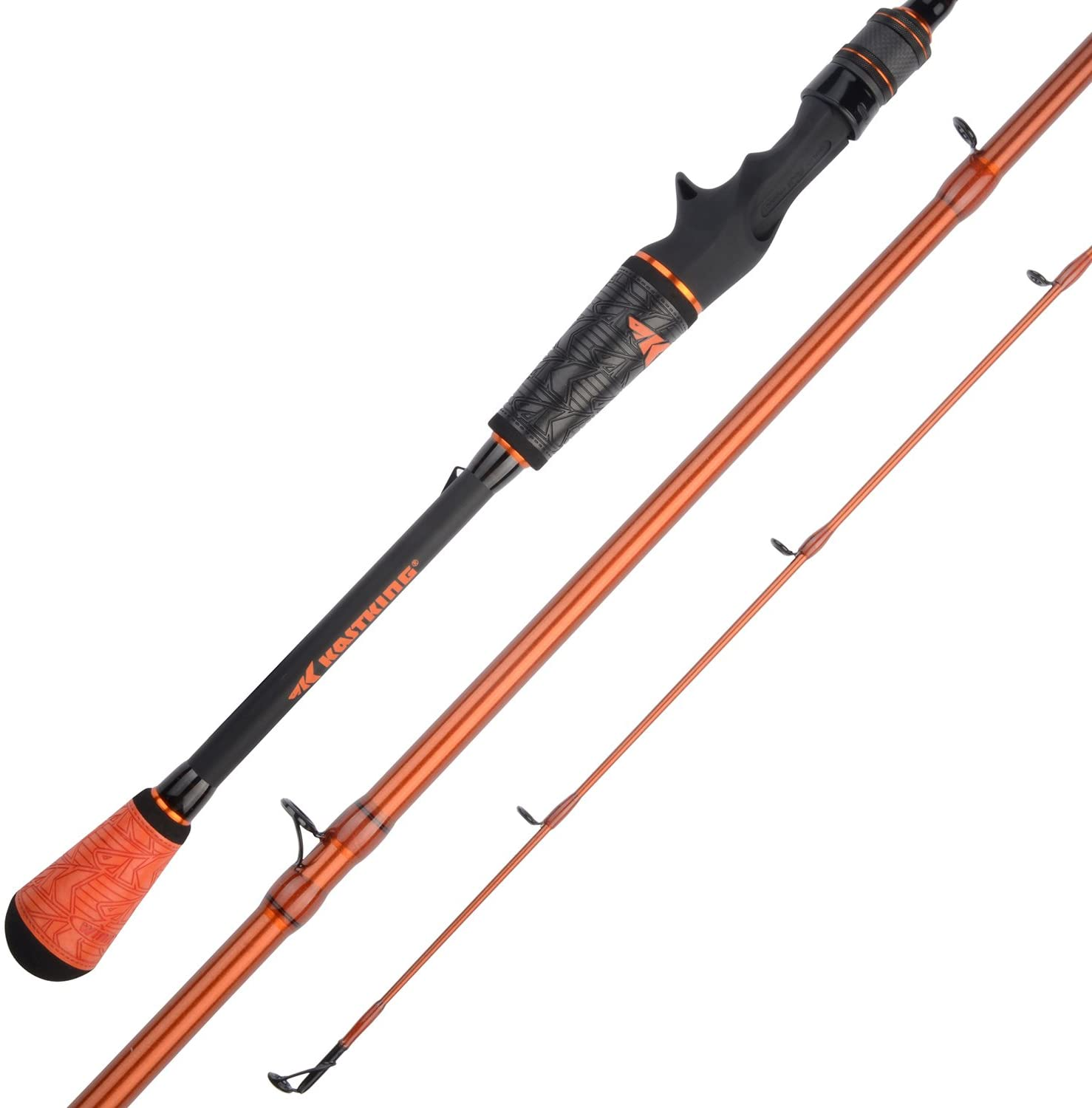 Best Baitcasting Rod Under $200