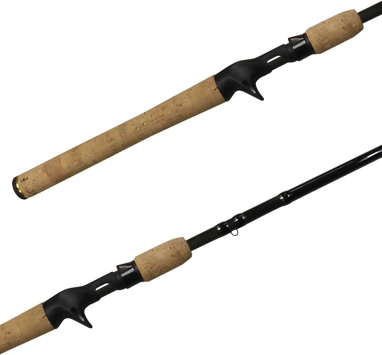 Shimano Clarus Wooden Cork Handle