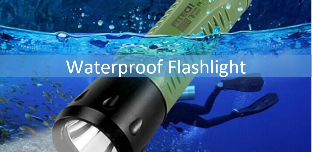 The Best Waterproof Flashlight [Buying Guide] Latest Reviews