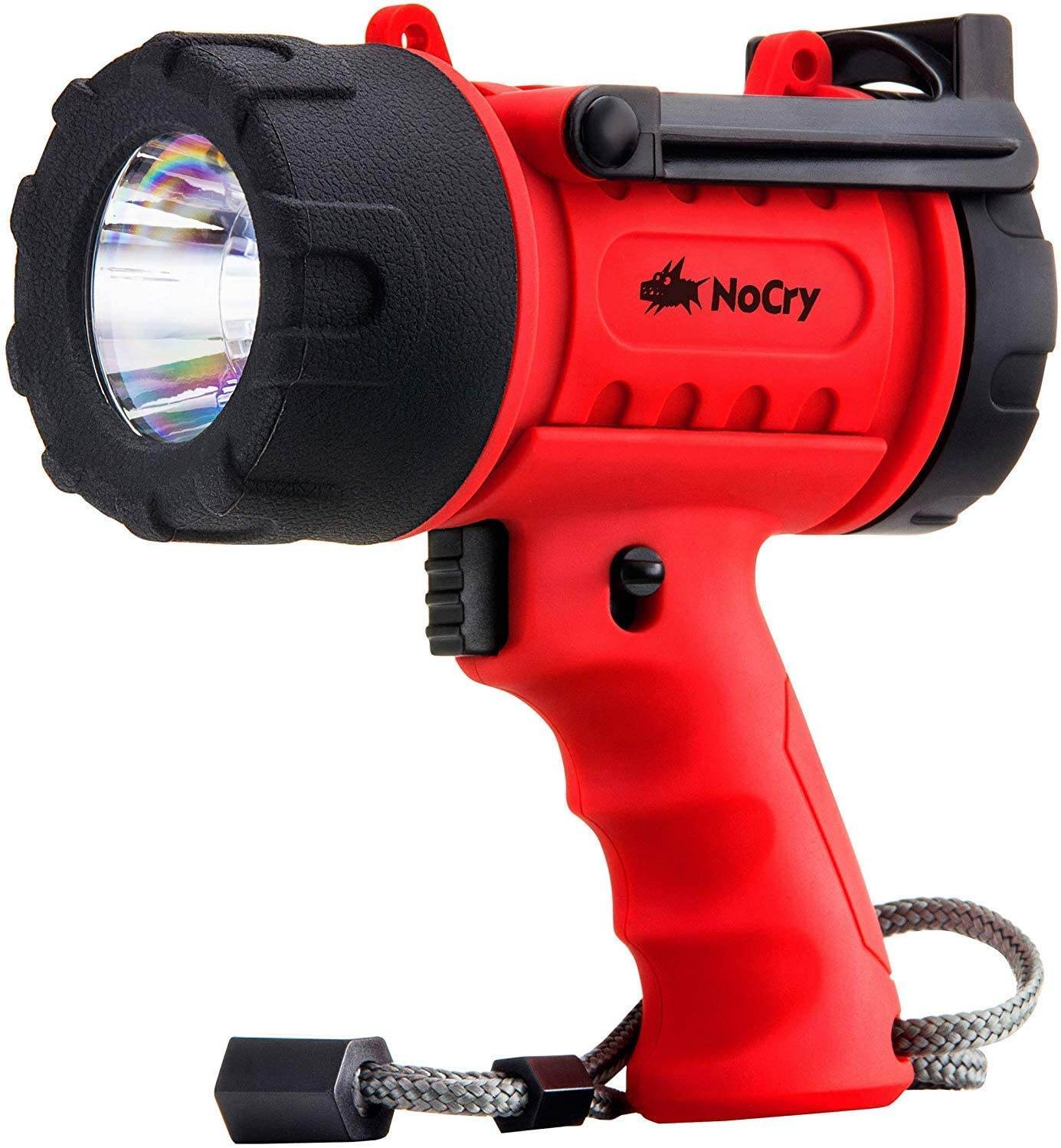 NoCry 18W Waterproof Flashlight
