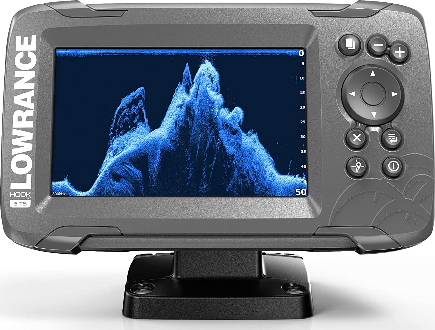 Lowrance Hook 2 Fish Finder under 400