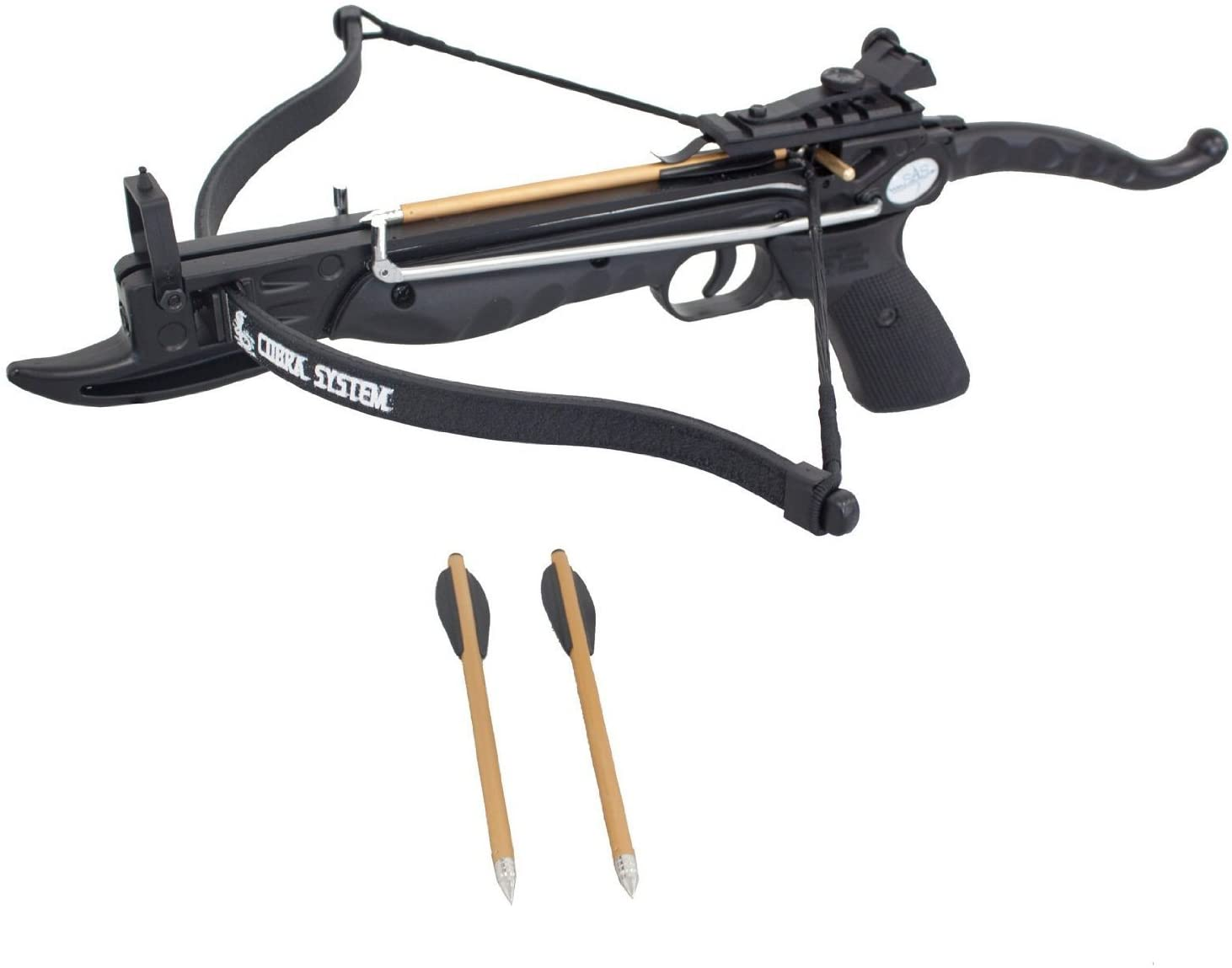 Prophecy Self-Cocking Pistol Crossbow
