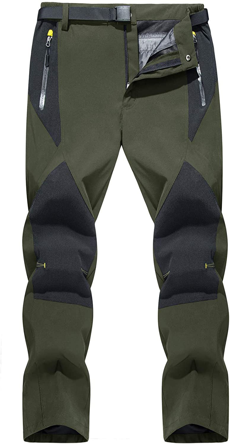 Tacvasen Men Hiking Pants