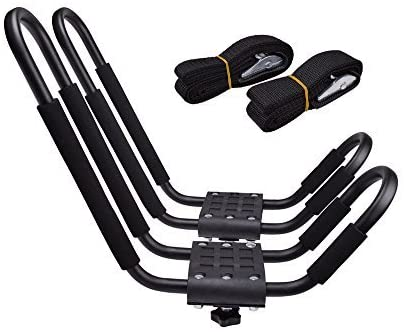 TMS HD J Bar Kayak Rack