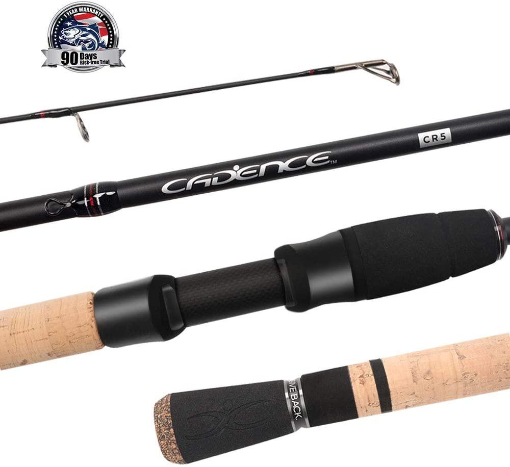 Cadence CR5-30 bass fishing rods