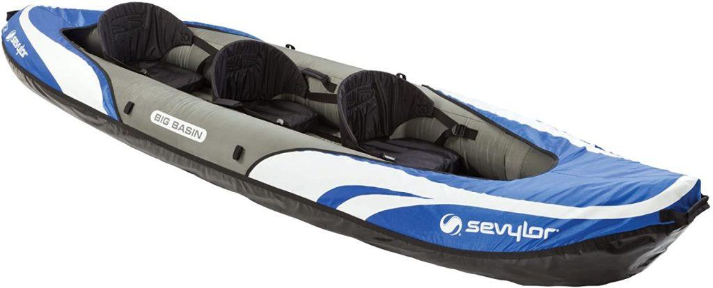 Sevylor Big Basin Kayak Inflatable
